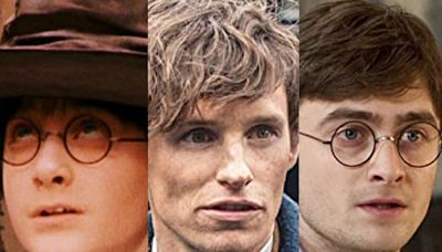 Every single 'Harry Potter' and 'Fantastic Beasts' movie, ranked by fans