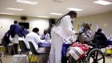 COVID-19 cases surge in Africa, less than 0.8% of people fully vaccinated, say officials