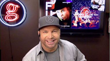 Garth Brooks announces live interactive preview of his upcoming albums 'FUN' and 'Triple Live Deluxe'