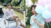 「韓國第一美男」元斌拍攝服裝廣告,他的少年感穿搭,不擅長打扮的男友都要學起來 - The Femin