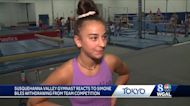 Susquehanna Valley gymnast reacts to Simone Biles withdrawing from Olympic team competition