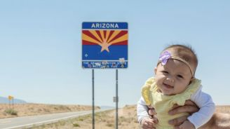 This Baby Has Completed Her Tour Of All 50 States After An Epic, Adorable Journey