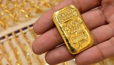 〈貴金屬盤後〉通膨上升支撐避險買盤 黃金連2漲 | Anue鉅亨 - 黃金