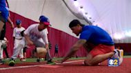 Javy Baez Spends Day With Youngest Cubs Fans At Pro Camp