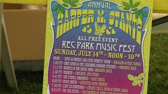 After 22 Years Rec Park Music Fest Changes its Name in Honor of Harper Stantz