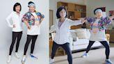 林美秀、吳淡如合體代言 全球首款「石墨稀懶人塑崩褲」問市 | 蘋果新聞網 | 蘋果日報