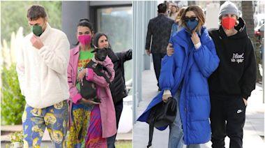 時尚口罩買起來 小賈斯丁夫妻與蕾哈娜都戴KAZE這款