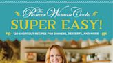 Pioneer Woman Ree Drummond Gives First Sneak Peek at New Cookbook Full of 'Super Easy' Recipes