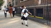 1 Million Kids Head Back To School In New York City As Vaccine Rules Take Effect