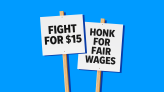 CEO pay doubled, the minimum wage stayed the same. But Americans still can't agree on a raise.