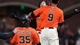 LEADING OFF: Gausman brings bat, arm for NL West-leading SF