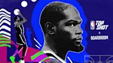 Kevin Durant, Boardroom Partner with NBA Top Shot