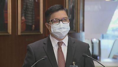 鄧炳強對潘太表示同情 籲台灣別再政治操弄讓陳同佳投案