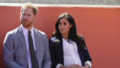 "Harry & Meghan Could Be ""Cast Out for Good"" After Doing This, Insiders Say"