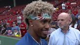 Francisco Lindor on if Mets can re-sign Javier Baez: 'Yeah, of course'   Mets Pre Game