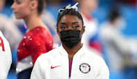 Simone Biles withdraws from all-around final after mental health concerns