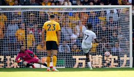 Ivan Toney shines as Brentford increase worries for Wolves