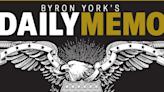Byron York's Daily Memo: Christopher Steele's hugger-mugger spy talk
