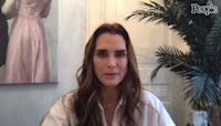 Brooke Shields on How's She's Doing After Suffering From Broken Femur