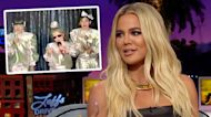 Were Young Khloé Kardashian & Sibs Girl Group Material?