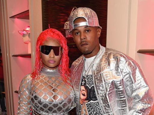Nicki Minaj's husband Kenneth Petty arrested after failing to register as sex offender