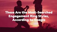 These Are the Most-Searched Engagement Ring Styles, According to Google