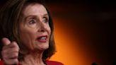 Pelosi predicts 'what's his name' would fail in a 2024 White House run