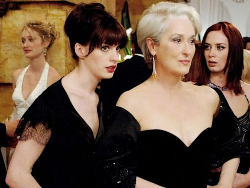 Anne Hathaway reveals she was '9th choice' for 'The Devil Wears Prada'