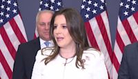 'We are unified in working with President Trump' -Stefanik