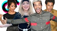 Liza Koshy, Sabrina Carpenter and the Work It! Cast Try Tiktoks | TikTok Challenge | Cosmopolitan
