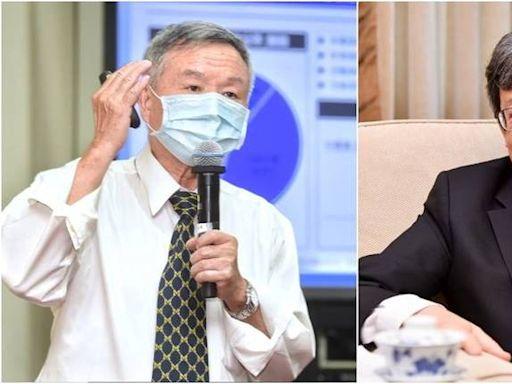 參加國產疫苗試驗 他千字文曝楊志良與陳建仁差別