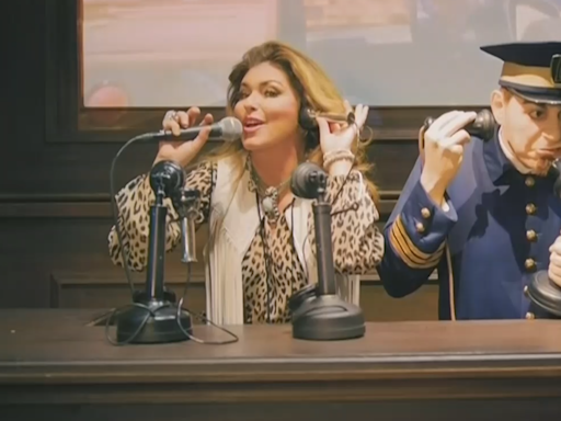 Shania Twain's throwback CMT Music Awards performance has Twitter divided
