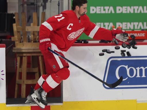 Detroit Red Wings' Dylan Larkin: Suspension warranted, but I had 'so much anger'