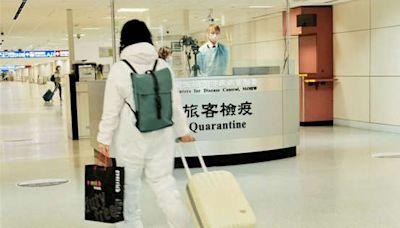 專家籲打2劑入境檢疫鬆綁 指揮中心評估2指標