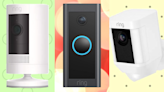 Ring home security cams are the cheapest we've ever seen them — up to 50 percent off for Prime Day