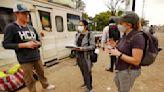 Coronavirus Today: Homeless people persuade their peers to get vaccinated