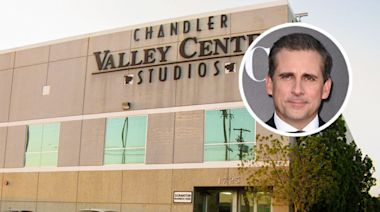 On 'The Office,' Steve Carell and the Dunder Mifflin Gang Call a Panorama City Studio Home
