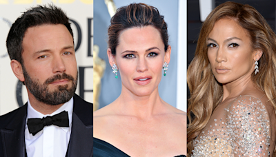 Jennifer Garner Apparently Thinks It's 'Way Too Soon' For Her Kids With Ben to Meet J-Lo