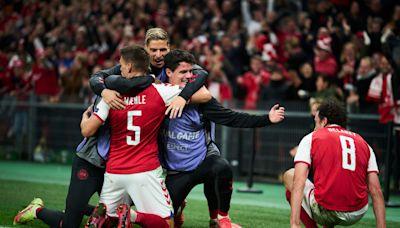 艾歷臣倒下4個月 丹麥全勝闖世盃
