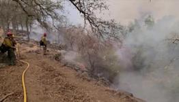 KNP Complex Fire Surpasses 40,000 Acres as Crews Fight for Containment