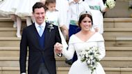 Princess Eugenie & Jack Brooksbank Celebrate 3rd Wedding Anniversary With Never Before Seen Photo