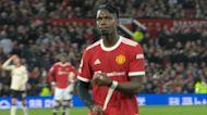 Pogba sent off for dangerous challenge on Keita
