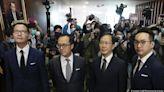 香港民主派人士:藉立法會參政已成絕路