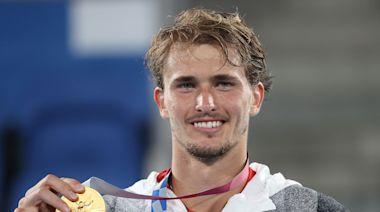 奪奧運網球男單金牌 Zverev:沒有更重要的