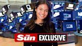 Emma Raducanu on way to becoming £1BILLION athlete after applying for trademark