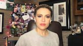 Alyssa Milano Gets Candid About COVID-19 Recovery and Political Activism (Exclusive)