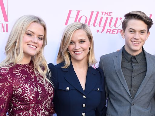 Reese Witherspoon's Son Looks Just Like Dad Ryan Phillippe in New Birthday Photo