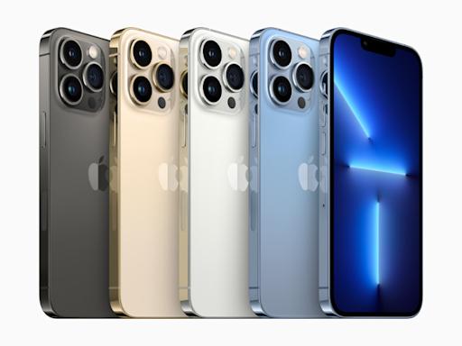 iPhone 13加持!台灣IT廠營收增幅暴衝、近半年來最大