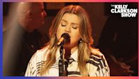 Kelly Clarkson Covers 'My Own Worst Enemy' by Lit | Kellyoke