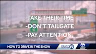 Tips for driving in New Mexico snow